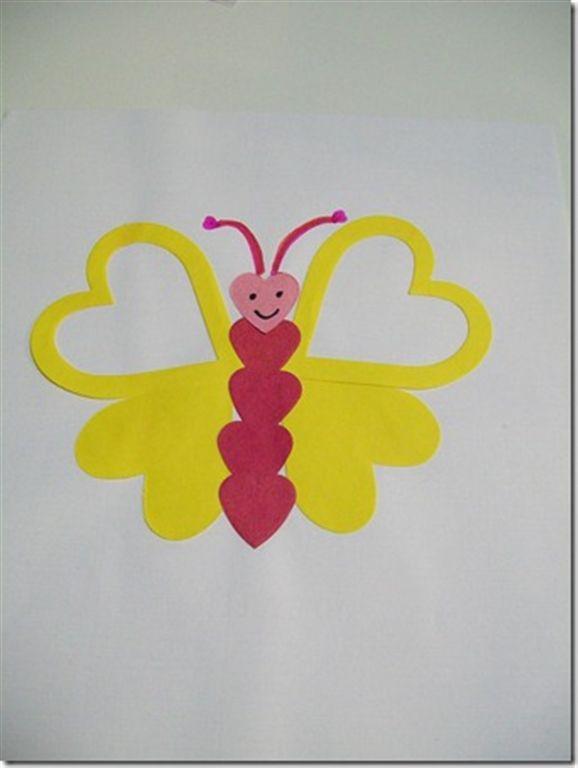 Kelebek Sanat etkinliği