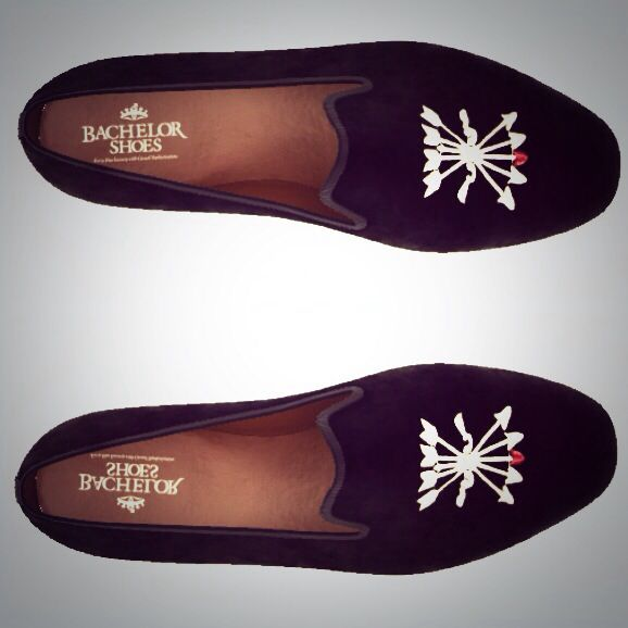Bachelorshoes available 2014 #velvetslippers #fashion #shoe #men #perfection