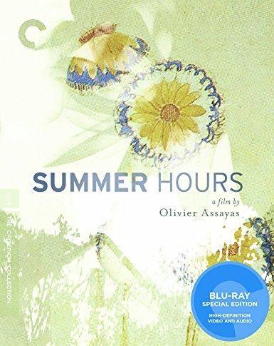 Juliette Binoche & Charles Berling & Olivier Assayas-Summer Hours