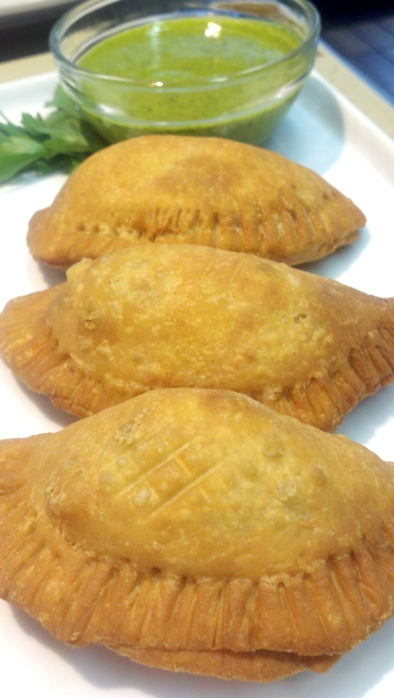 empanadas: my favorite food from the first Chileans I met (in 1990)