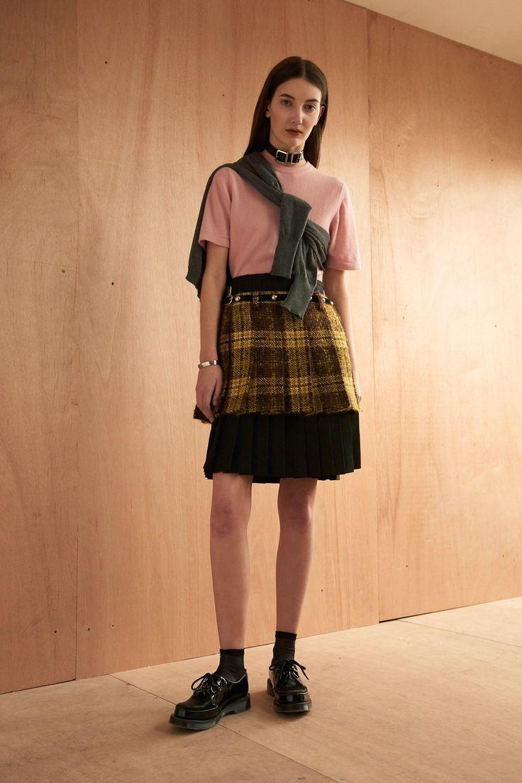 Le Kilt Fall 2016 Ready-to-Wear Collection Photos - Vogue