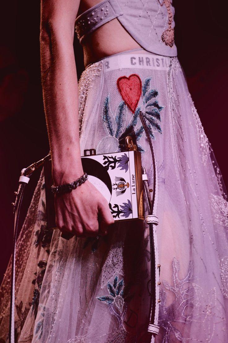 Dior S/S 2017 – Maria Grazia Chiuri's powerful message! http://www.purplehazemag.com/blog/dior-ss-2017