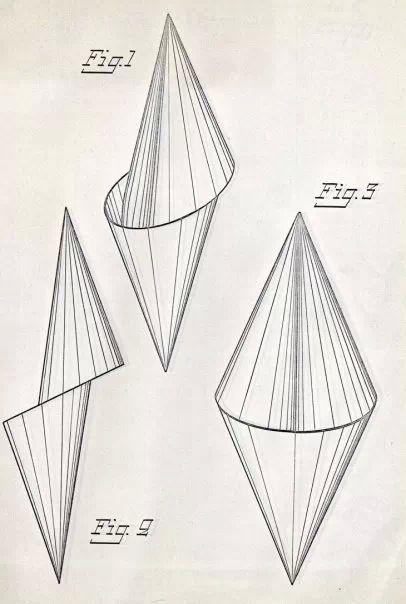 Original sketches for Hyperform