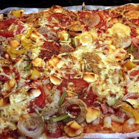 Négy évszak pizza Recept képpel - Mindmegette.hu - Receptek
