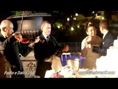 musica matrimonio lecce accoglienza e taglio tortaLa musica per il matrimonio, alcune riprese amatoriali riguardanti l'accoglienza degli sposi al ristorante e il taglio della torta con musica eseguita o con il sax o con il violino. nel video il M. Marcello B. al violino e al sax il M. Giampiero F. e Raffaele V. Paolo e Dalila Live gruppo musicale di Lecce  Info 3334623722-3314210241