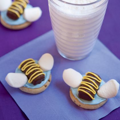 Hunny Bee Cookies -- so cute!