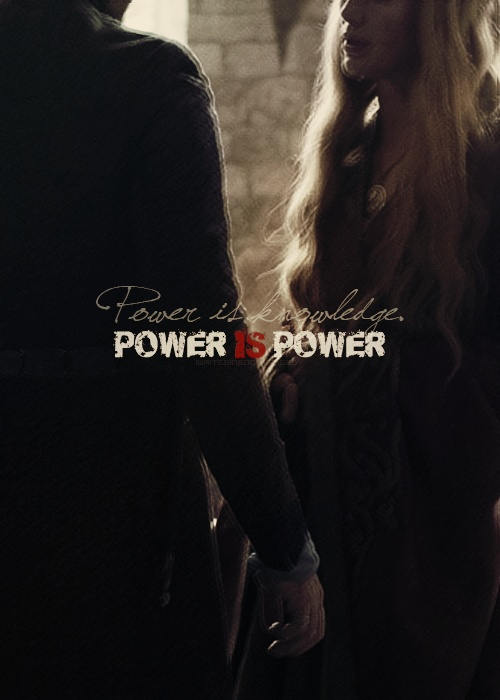 Petyr/Cersei Power Struggle by iwritesinsnottragedy on Tumblr: Petyrcersei Power