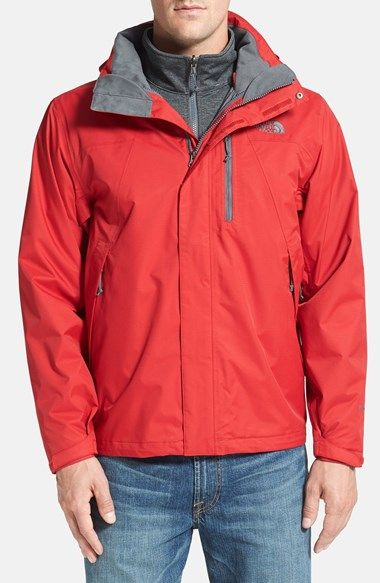 Men's The North Face 'Canyonwall TriClimate' 3-in-1 Waterproof