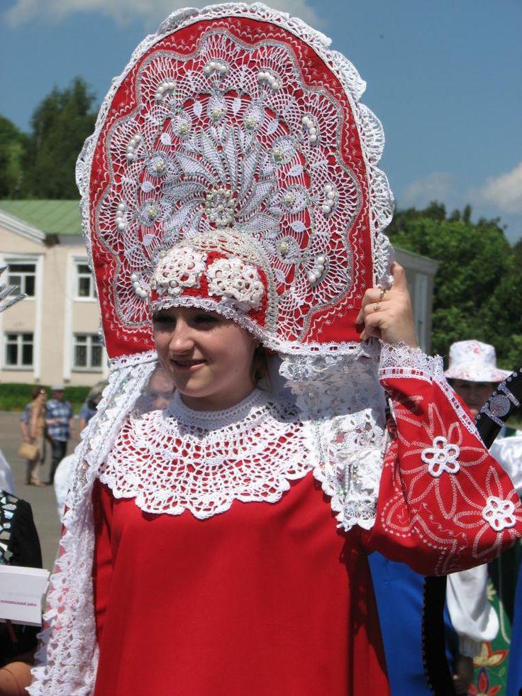 Русские головные уборы в Поволжье - Ярмарка Мастеров - ручная работа, handmade