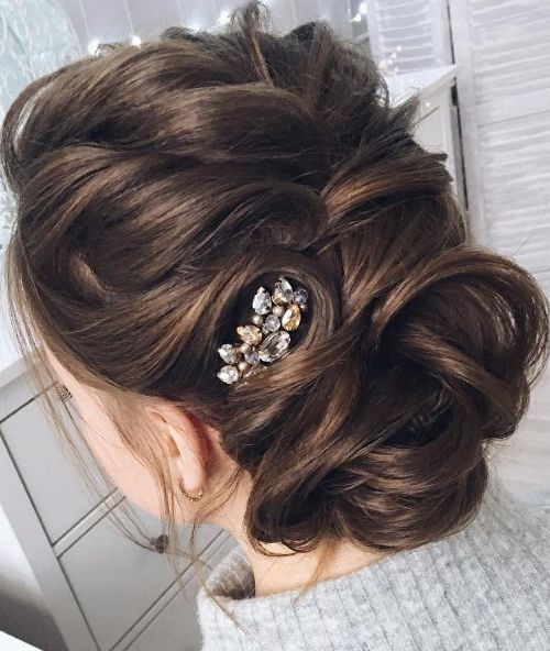 haircut for with hair gorgeous low bun hairstyles 2017 2018 for prom 6041