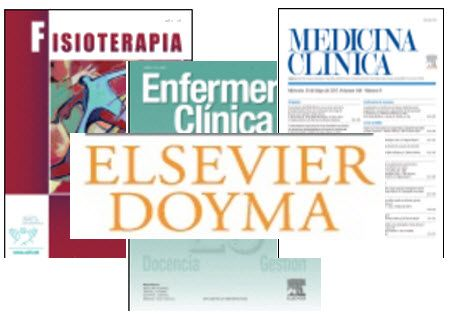 A vuestra disposición en Elsevier las revistas de la editorial DOYMA. Os dejamos algunos ejemplos: Fisioterapia http://0-www.sciencedirect.com.avalos.ujaen.es/science/journal/02115638 Enfermería clínica           http://0-www.sciencedirect.com.avalos.ujaen.es/science/journal/11308621 Medicina clínicahttp://0-www.sciencedirect.com.avalos.ujaen.es/science/journal/00257753 0
