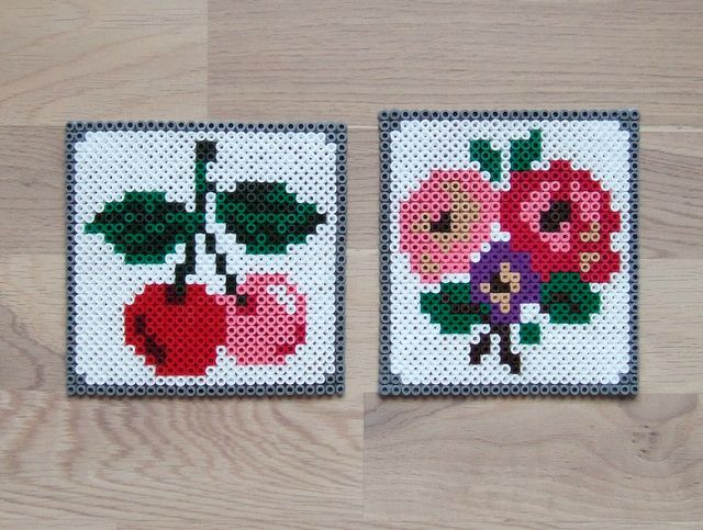 """more bead """"embroidery"""", via Flickr."""