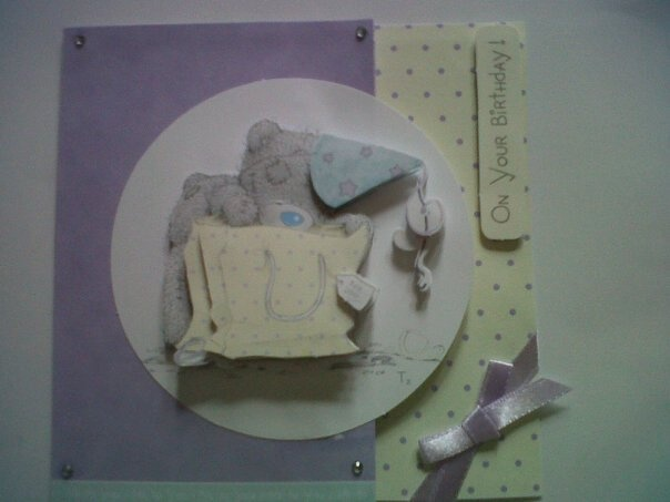 Tatty Teddy Card. 29 best Tatty ted cards images on Pinterest