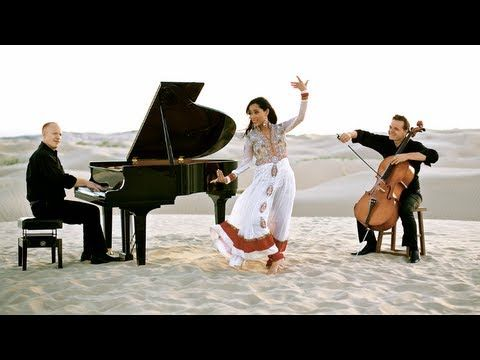 Swedish House Mafia - Don't You Worry Child (Khushnuma) - ft. Shweta Subram - ThePianoGuys - YouTube