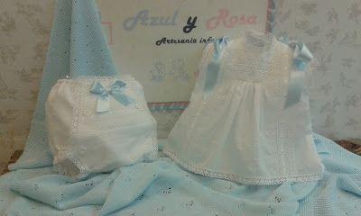 """Azul y Rosa Basauri: """"La magia esta en el interior""""Azul y Rosa Artesaní..."""