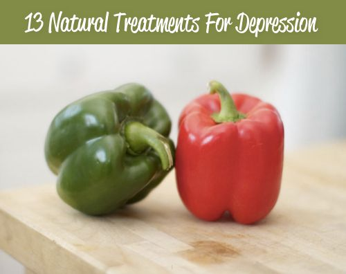 13 Natural Treatments For Depression...http://improvedaging.com/13-natural-treatments-for-depression/