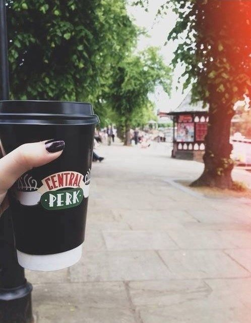 Friends - Central Perk travel mug #want #need