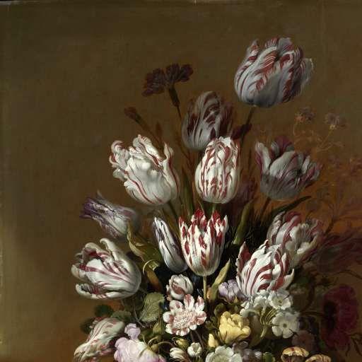 Floral Still Life, Hans Bollongier, 1639 - Search - Rijksmuseum
