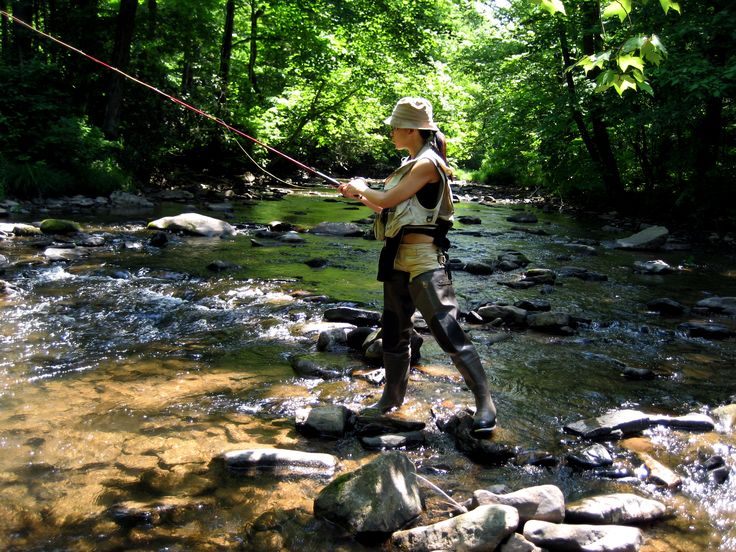 66 best fishing in deep creek lake areas images on for Md trout fishing