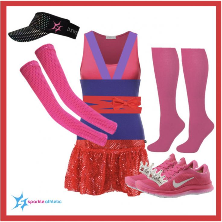 Mulan Running Costume | runDisney | Running | Race Costume | Disney | Sparkle Athletic | #TeamSparkle | Halloween | Athletic Costume | Princess