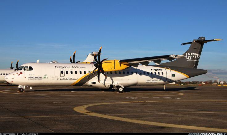 ATR ATR-72-600 (ATR-72-212A) - Nesma Airlines   Aviation Photo #4106581   Airliners.net