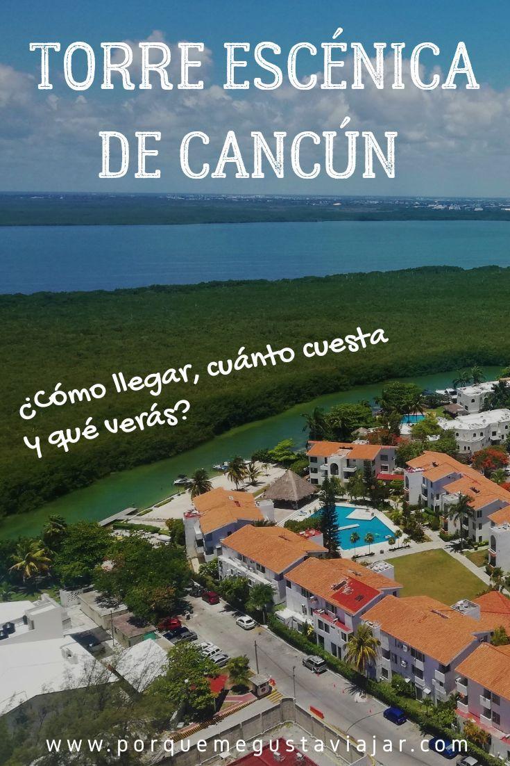 Por El Otro Puedes Ver Paisajes Viajes A Cancun Guia De Viaje Cancún