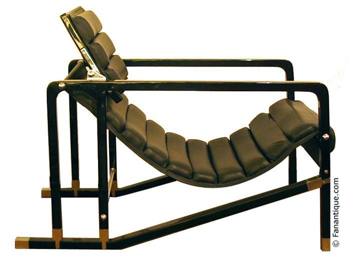 Lovely Eileen Gray Transat Chair 1927