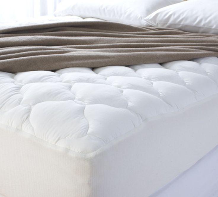 Bedding Basics: Mattress Pads