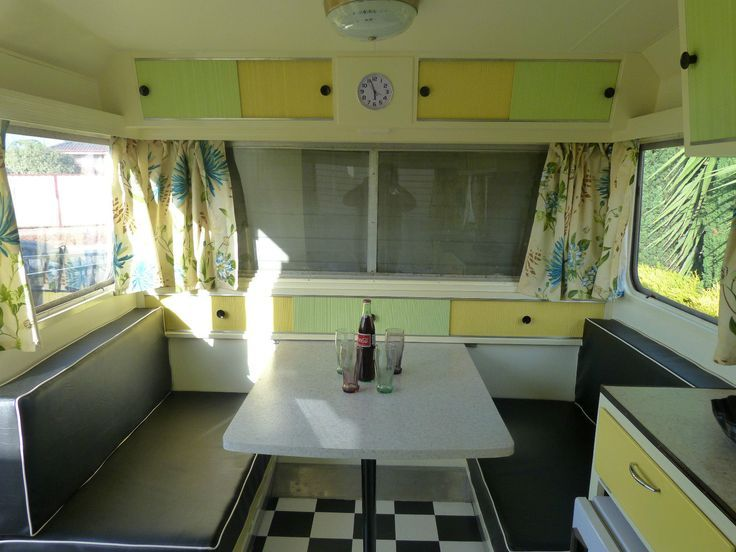 25+ Best Ideas About Vintage Caravan Interiors On