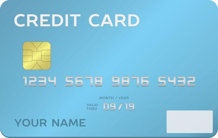 신용카드 벡터 이미지입니다.   credit card  vector image
