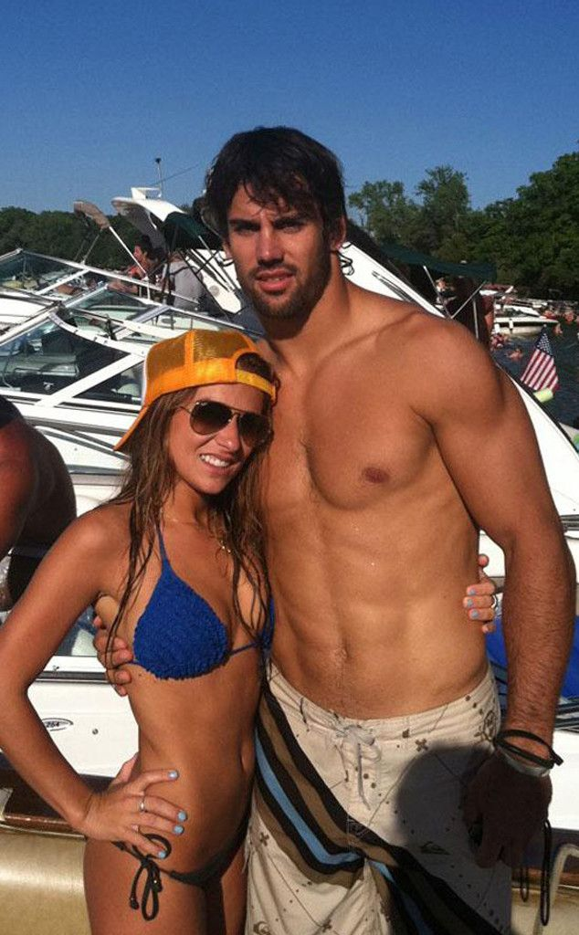 Boatin' from Eric Decker and Jessie James Are the Hottest Couple Ever | Seriously these 2 are perfect