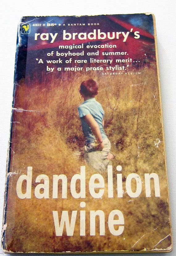 Dandelion Wine Analysis