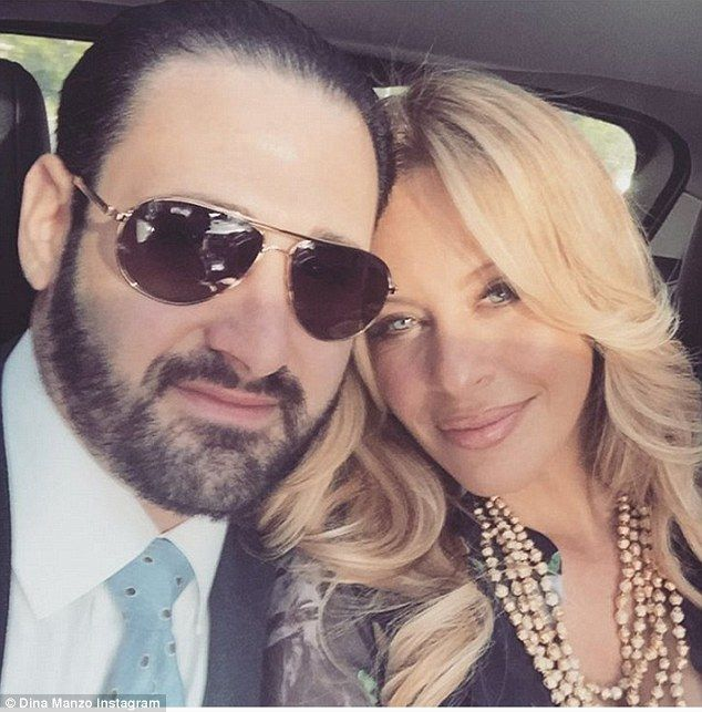 Younger is better! Dina Manzo, 44,finally talked about her beau, Dave Cantin, 36, this week. She told PageSix she is now 'with someone new and it's really great'
