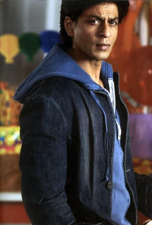 Shahrukh Khan Tom Cruise of Bollywood - and much cuter.