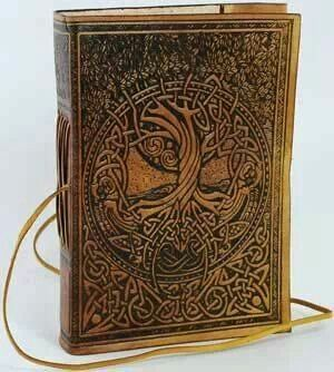 Small - $37.50 at http://www.eartisans.net/products/small-tree-of-life-leather-blank-book