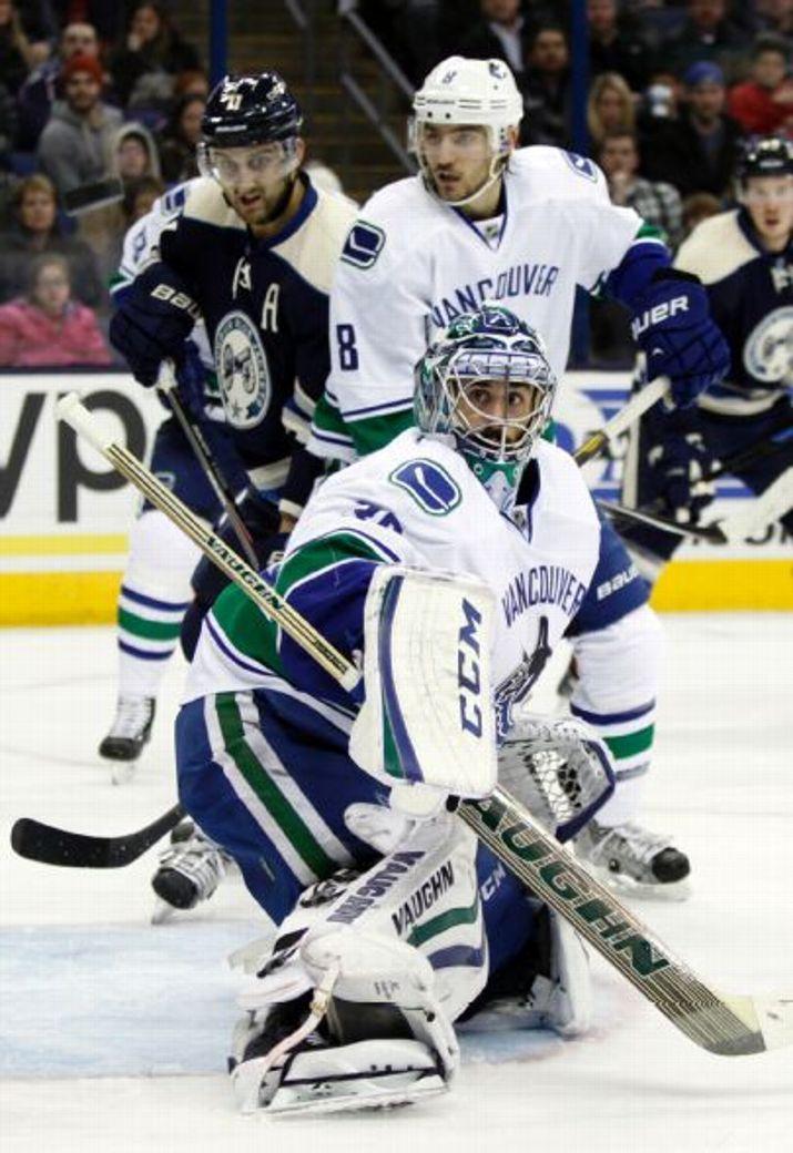 Ryan Miller, Vancouver Canucks