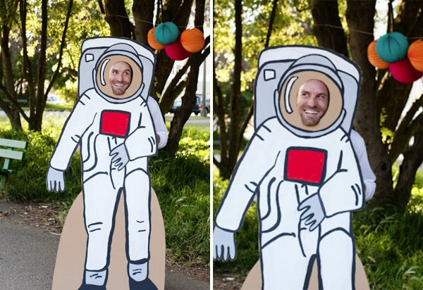Astronauts Photo Booths And Cut Outs On Pinterest