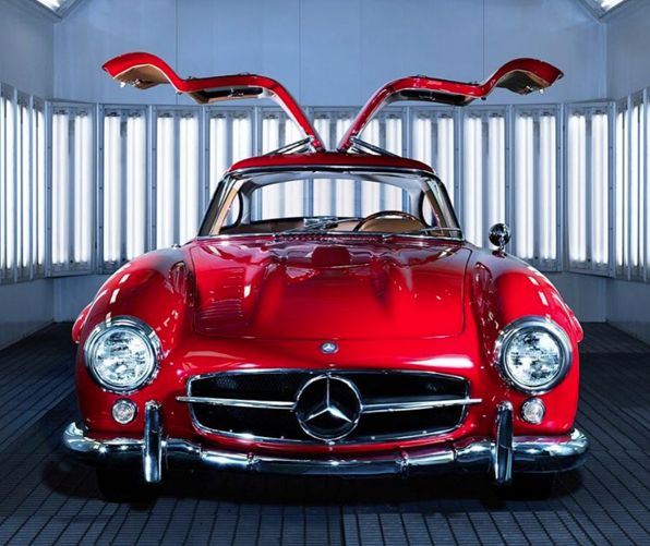 143 best car gullwing images on pinterest vintage cars old school cars and automobile. Black Bedroom Furniture Sets. Home Design Ideas