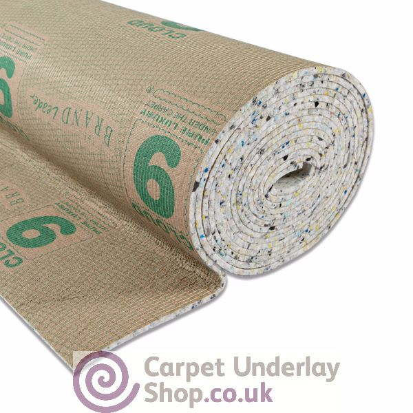 Cumulus is an 11mm thick PU sponge carpet underlay from the UK's best selling range. Available now from Carpet Underlay Shop.