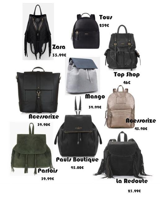 Bonecas de Papel  #somosbonecasdepapel backpacks yes or no?