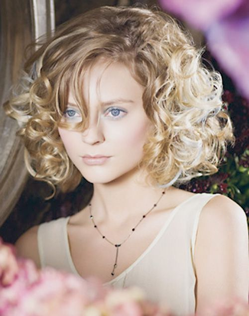 Fine 1000 Images About Short Curly Hairstyles On Pinterest For Women Hairstyles For Women Draintrainus