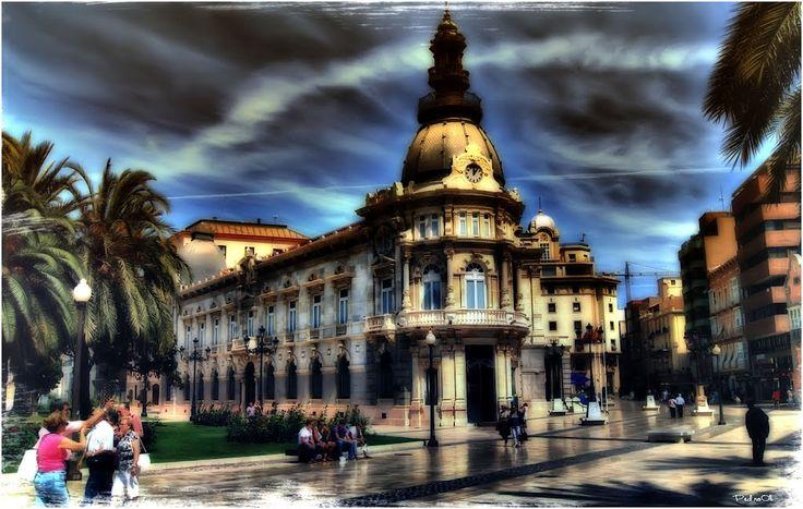 Ayuntamiento de Cartagena (Murcia) Ayuntamiento de Cartagena (Murcia)