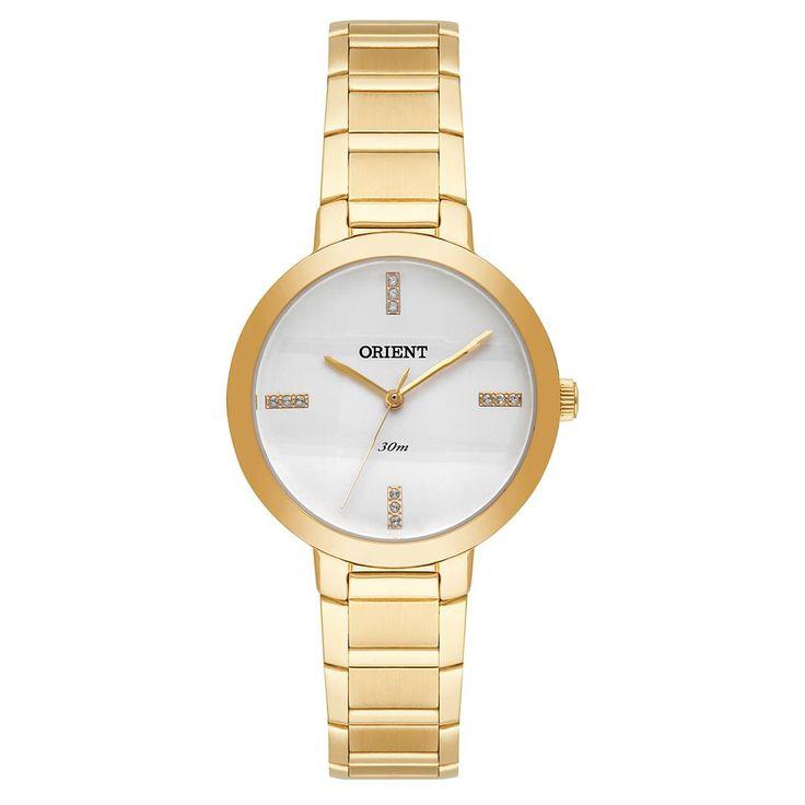 Relógio Orient Feminino Ref: Fgss0077 S1kx