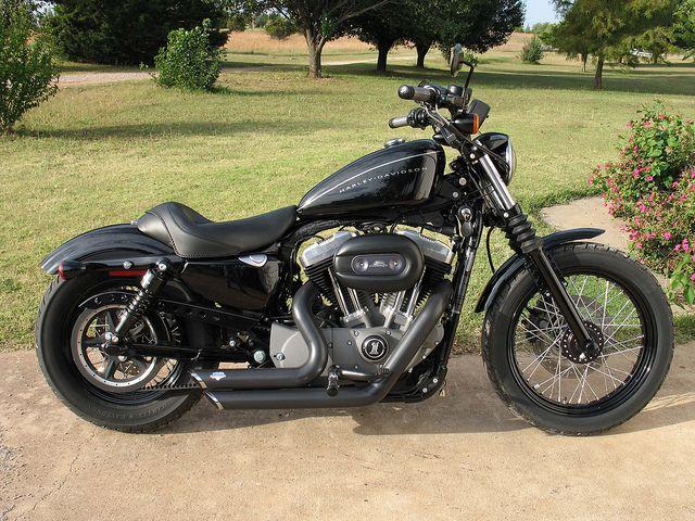 My '08 Harley Davidson Nightster
