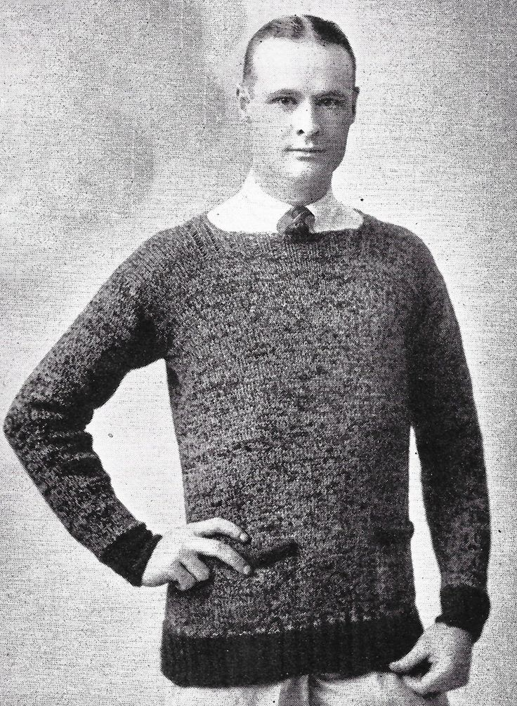1922 mens pullover sweater with pockets vintage knitting pattern pdf instant download by livydarling on Etsy https://www.etsy.com/listing/262204874/1922-mens-pullover-sweater-with-pockets