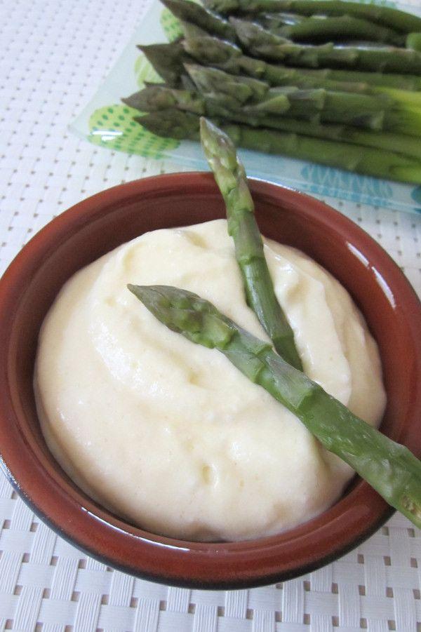 La mayonnaise et sauce mousseline au Kitchenaid