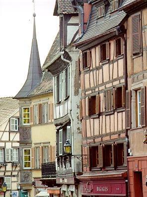 France, Vosges/Vogezen, Colmar
