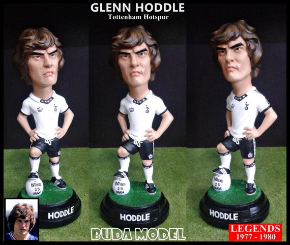 Glenn Hoddle.Resin.Figurines Statue Caricature by BUDAMODEL