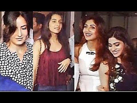 Katrina Kaif, Shraddha Kapoor & Shilpa Shetty spotted at Bastian Restaurant in Mumbai.    See Full Video > https://youtu.be/_Mqp3DB3mUY    #katrinakaif #shraddhakapoor #shilpashetty #bollywood #bollywoodnews #bollywoodnewsvilla