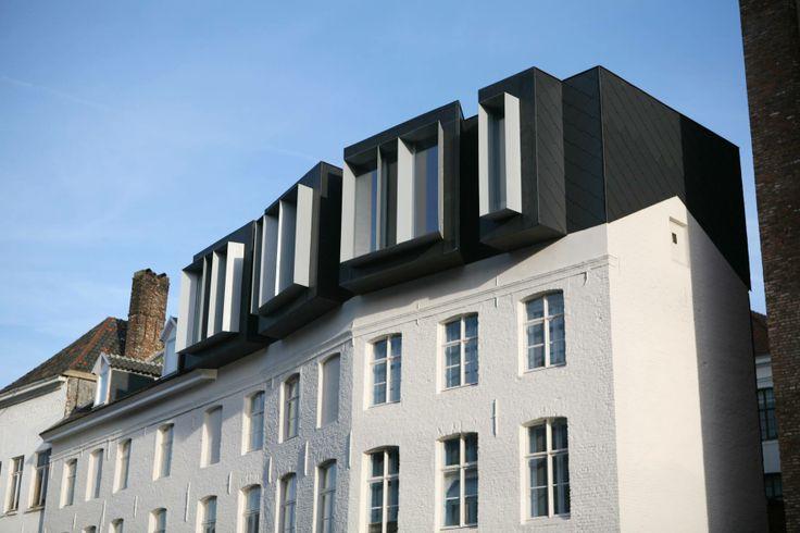 dakopbouw, België